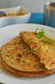 Paratha/ Chapathi / Poori recipes