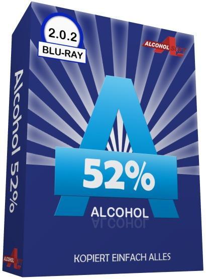 Alcohol 52% 2.0.3 Build 6828 Final