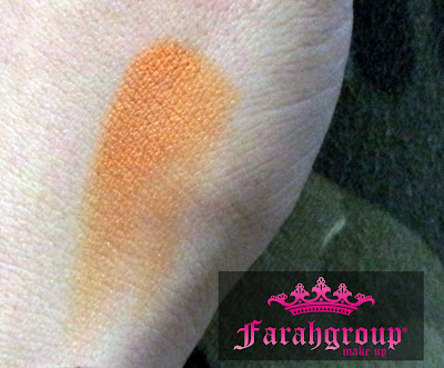 Swatch fierce and tangy, color tatto, maybelline new york