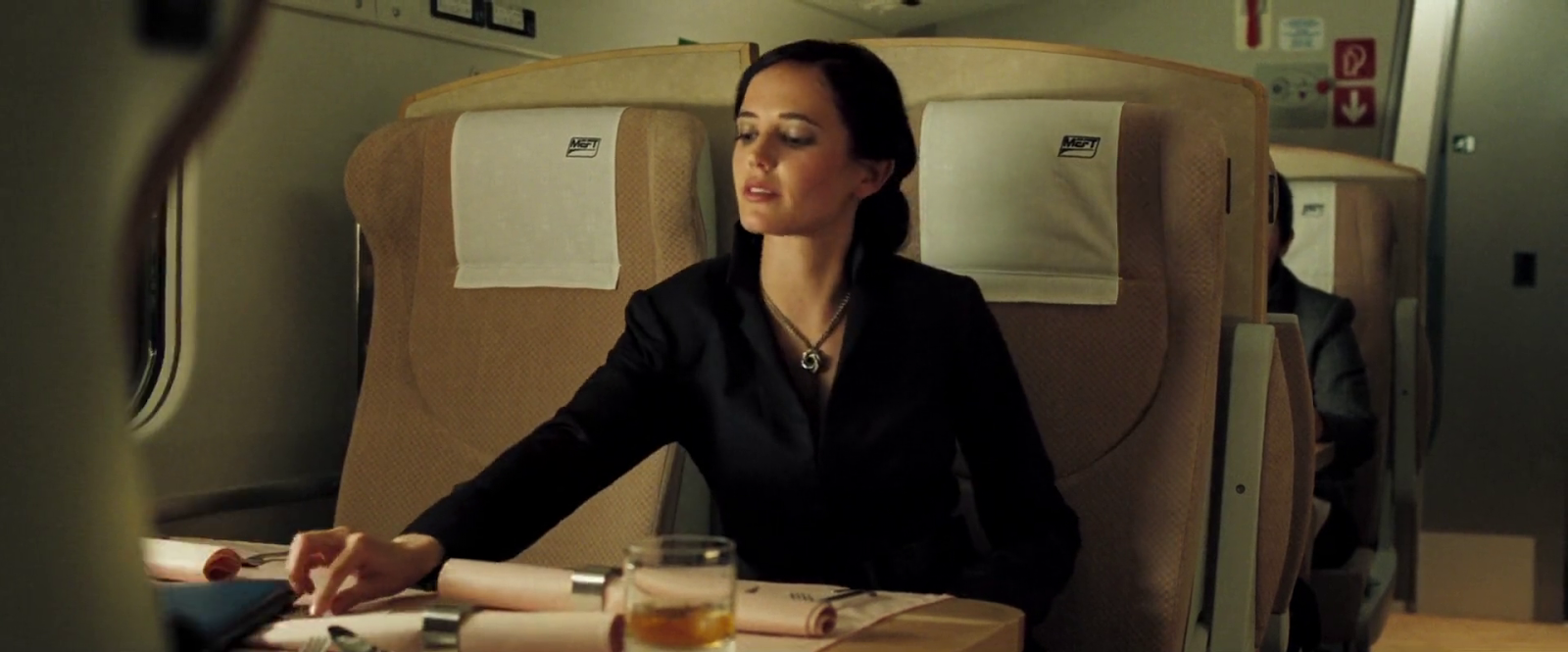 Eva green wardrobe in casino royale casino craig daniel royale