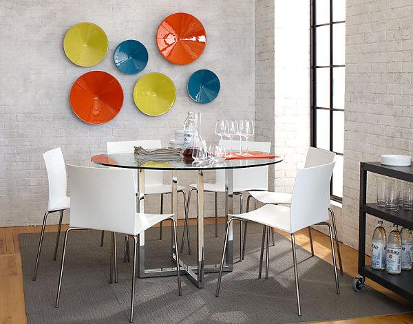 Mesas y sillas de cocina impresionantes para un hogar for Juego de mesa y sillas para cocina