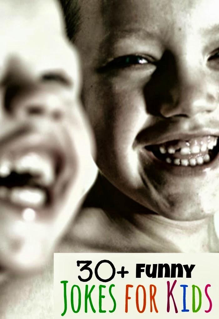 30+ Funny Jokes for Kids