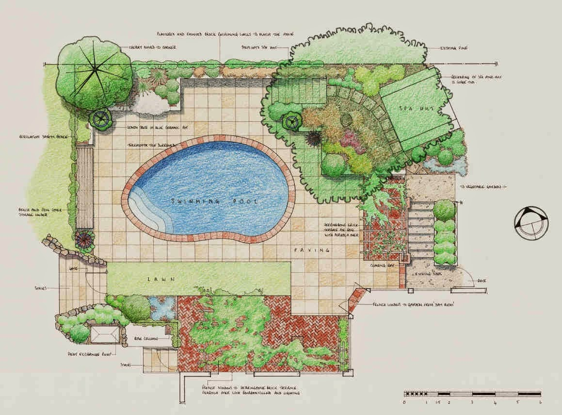 Landscape ideas vitaminkay landscaping design plans workwithnaturefo