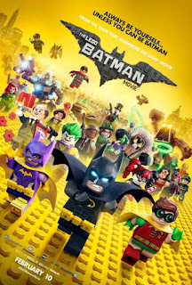 The LEGO Batman 2017 Movie (English) Bluray 480p [300MB]