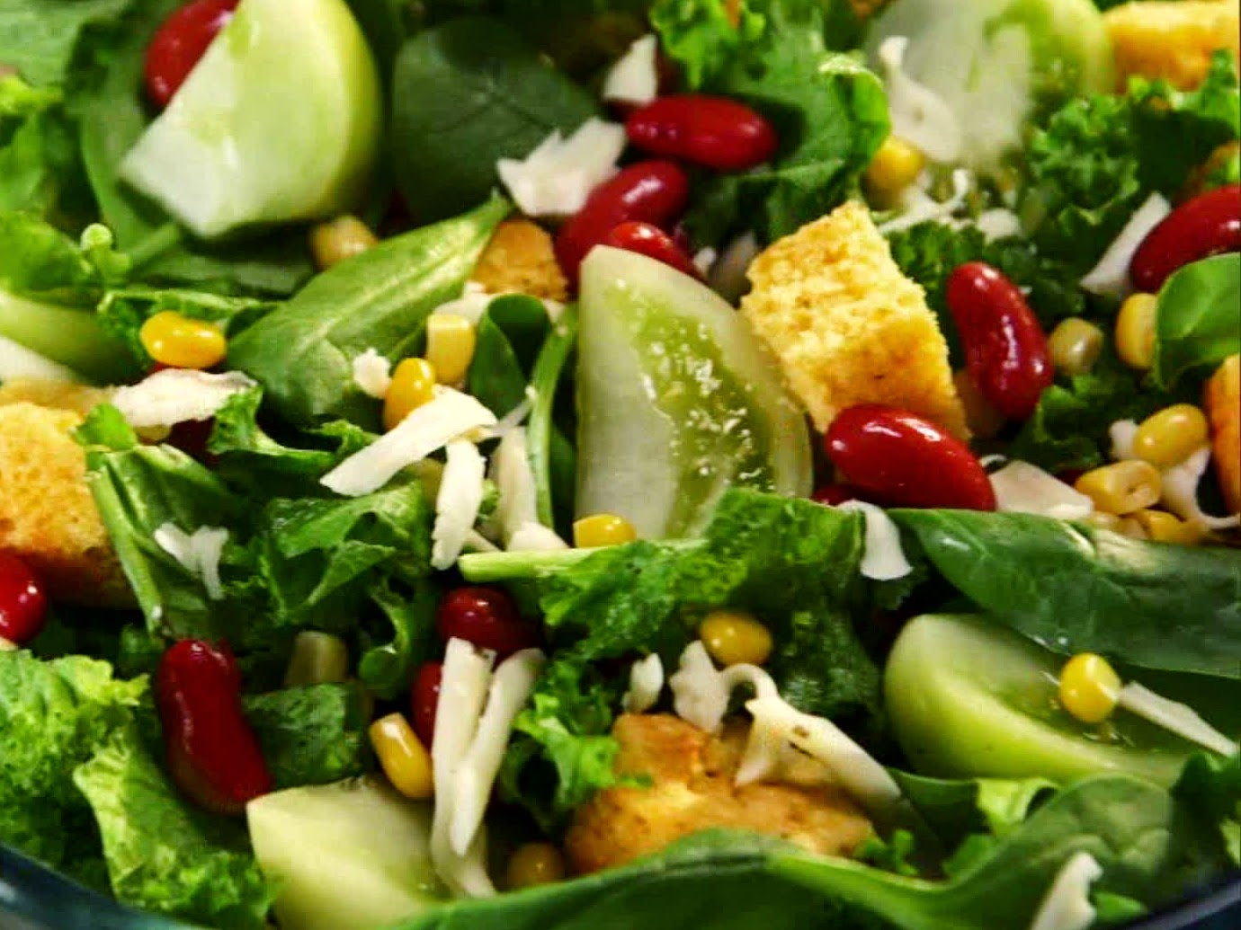 Tex Mex Cornbread Salad Recipe