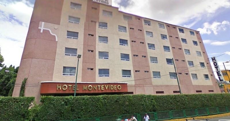 Guia hoteles de paso df cdmx hotel montevideo al for Hoteles en insurgentes