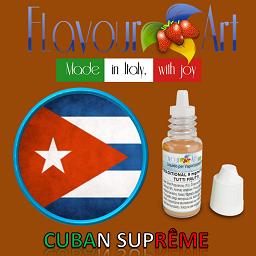 E-Liquide CUBAN SUPRÊME de Flavour Art