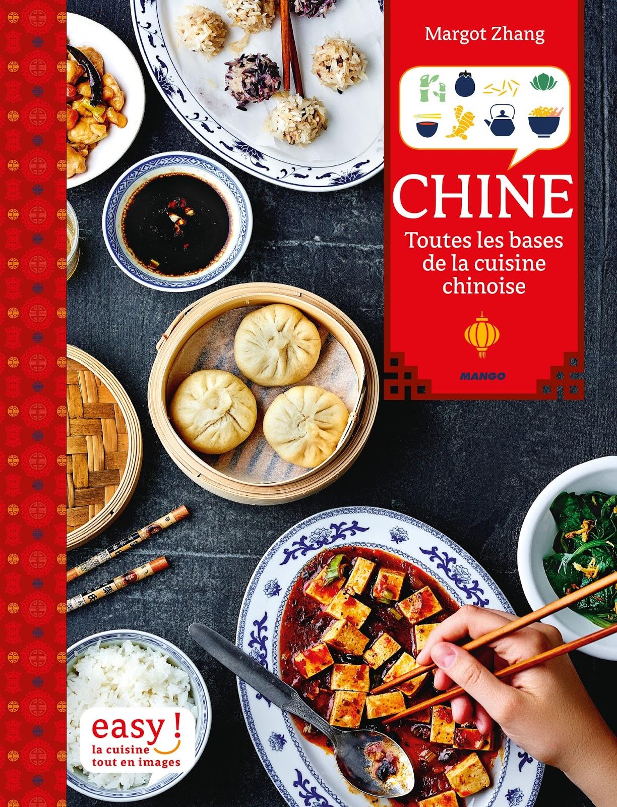 petit concours pour gagner mon 1er livre de cuisine chinoise - Cuisine Asiatique Chinois