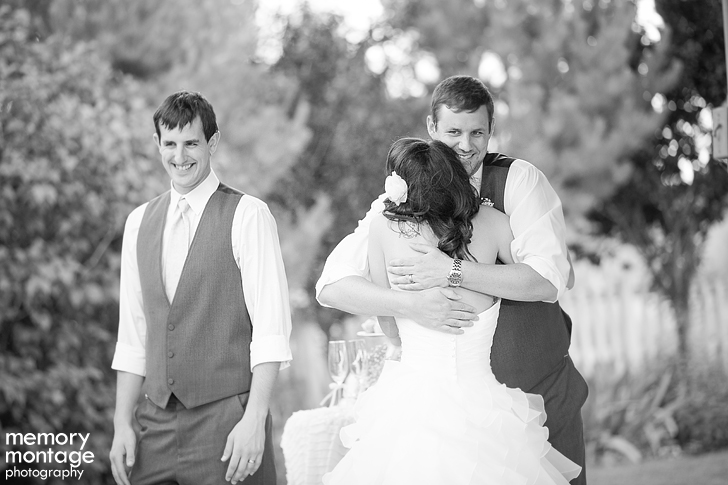 West Richland wedding at Bend in the River Venue
