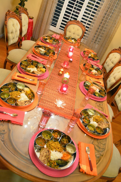 Entertaining From an Ethnic Indian Kitchen: Traditional ...