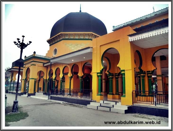 Mesjid Raya Al-Osmani Belawan