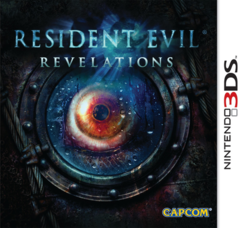 Resident Evil Revelations cover art