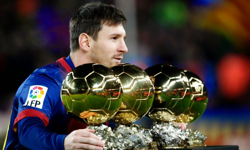Biografi Lengkap Lionel Messi Barcelona