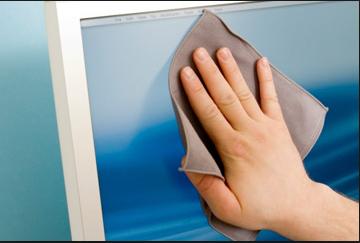 Cara membersihkan layar laptop, tips merawat laptop yang baik dan benar