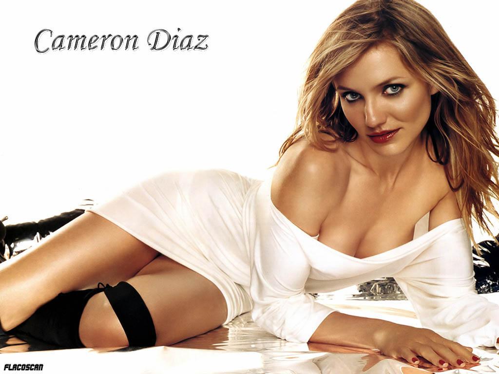 Cameron Diaz hot