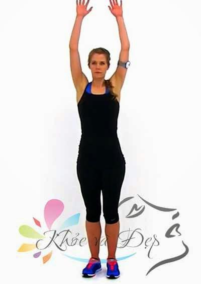 Bài tập vận động cánh tay giúp bạn giữ dáng thanh xuân