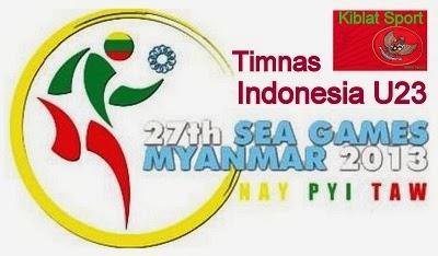 Jadwal Timnas Indonesia U23 Di SEA Games 2013 Myanmar