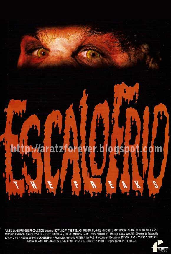Escalofrío. The freaks, Howling VI: The Freaks, Aullidos 6, Hope Perello