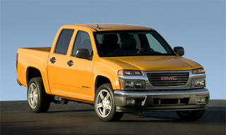 2011 GMC Canyon Pictures