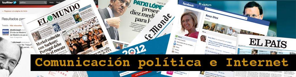 COMUNICACIÓN POLÍTICA E INTERNET
