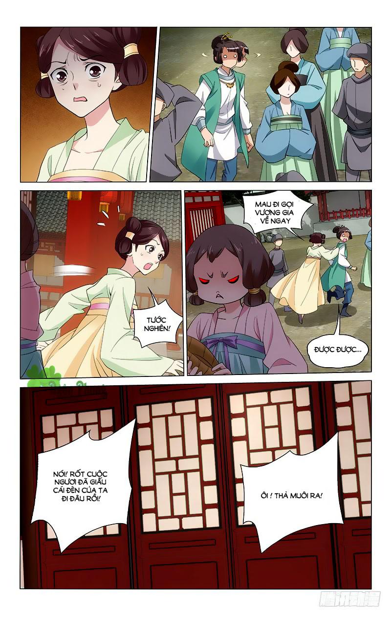Vương Gia ! Không nên a ! chap 233 - Trang 8
