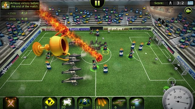 FootLOL Epic Fail League PC Games Screenshots