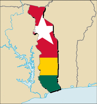 Togo, the West African nation