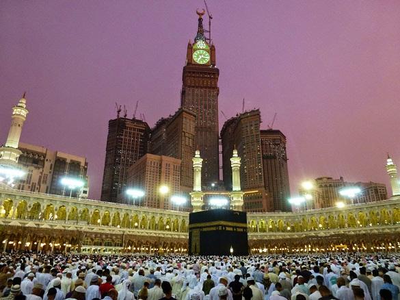 Tanda-tanda Kiamat Sudah Muncul di Mekkah