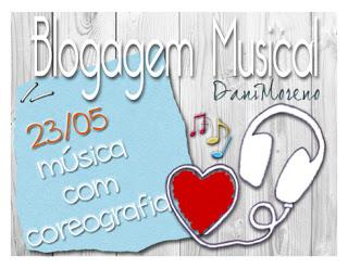 Imagem do banner de Música com Coreografia: BC Musical do blog Moça de Família, by Dani Moreno