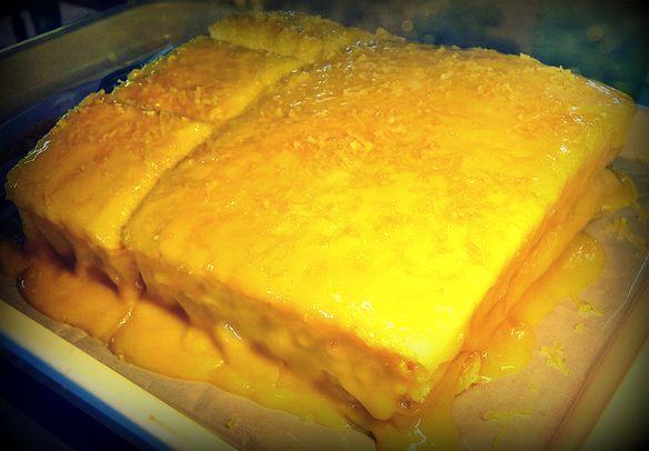 Cake Recipe Rodillas Yema Cake Quezon Province