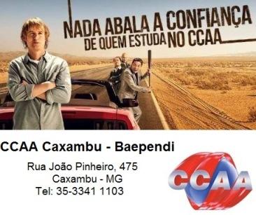 CCAA - Caxambu eb Baependi