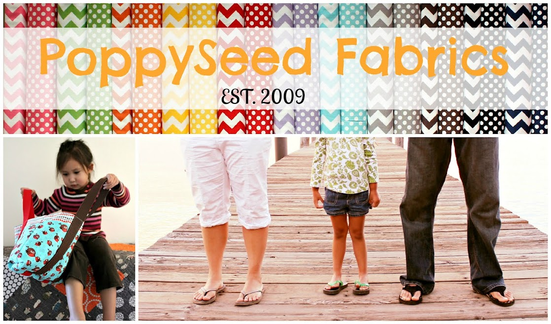 POPPYSEED FABRICS