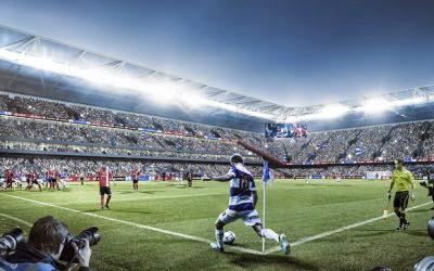 Qpr Stadium CityAM:
