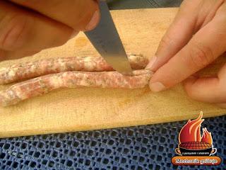 białą kiełbaska pikok lidl hot dog z grilla bbq mechanik pszczyna