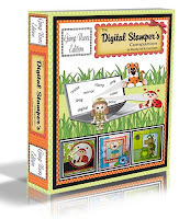 Digital Stampers Companion for Gimp users