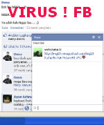 Virus dari Facebook di Obrolan - Chat
