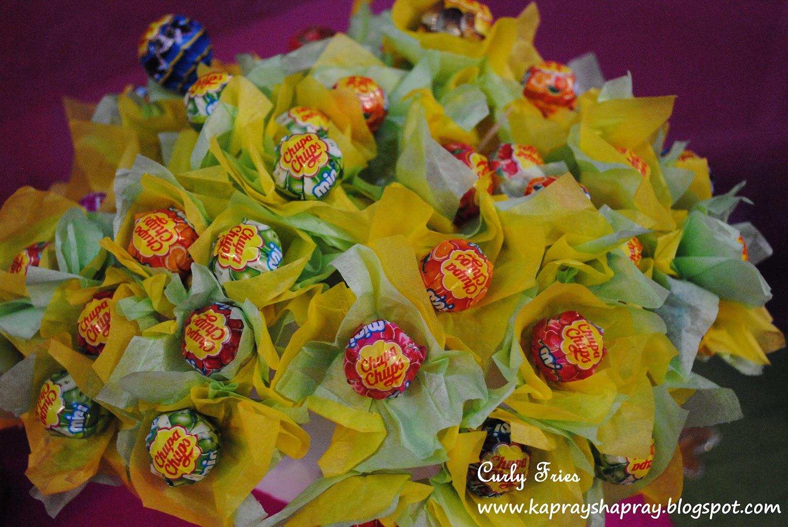 The Lollipop Bouquet | Fashion Point