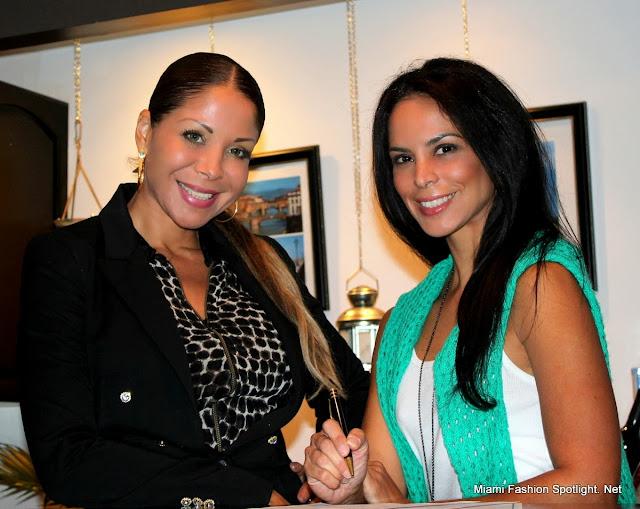 """Septimo by Silvia Fassardi"" Sponsors Miami Fashion Spotlight, the Fashion Blog in 2014"
