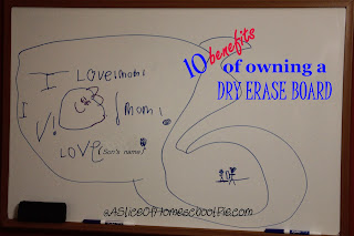 10 Benefits of Owning a Dry Erase Board