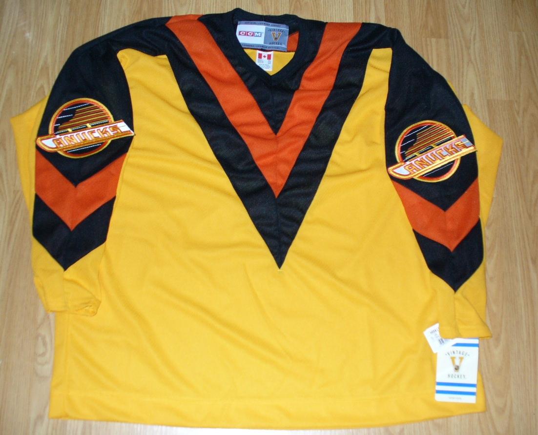 Hockey Jerseys Diy Otherwise Etc Vancouver Canucks Jerseys Bought Made