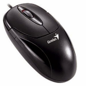 Amazon: Buy Genius XScroll Optical Mouse Rs. 111