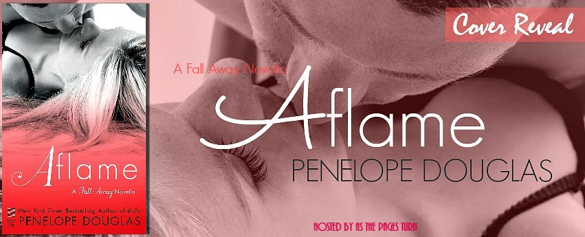 Cover Reveal + Giveaway – Aflame by Penelope Douglas
