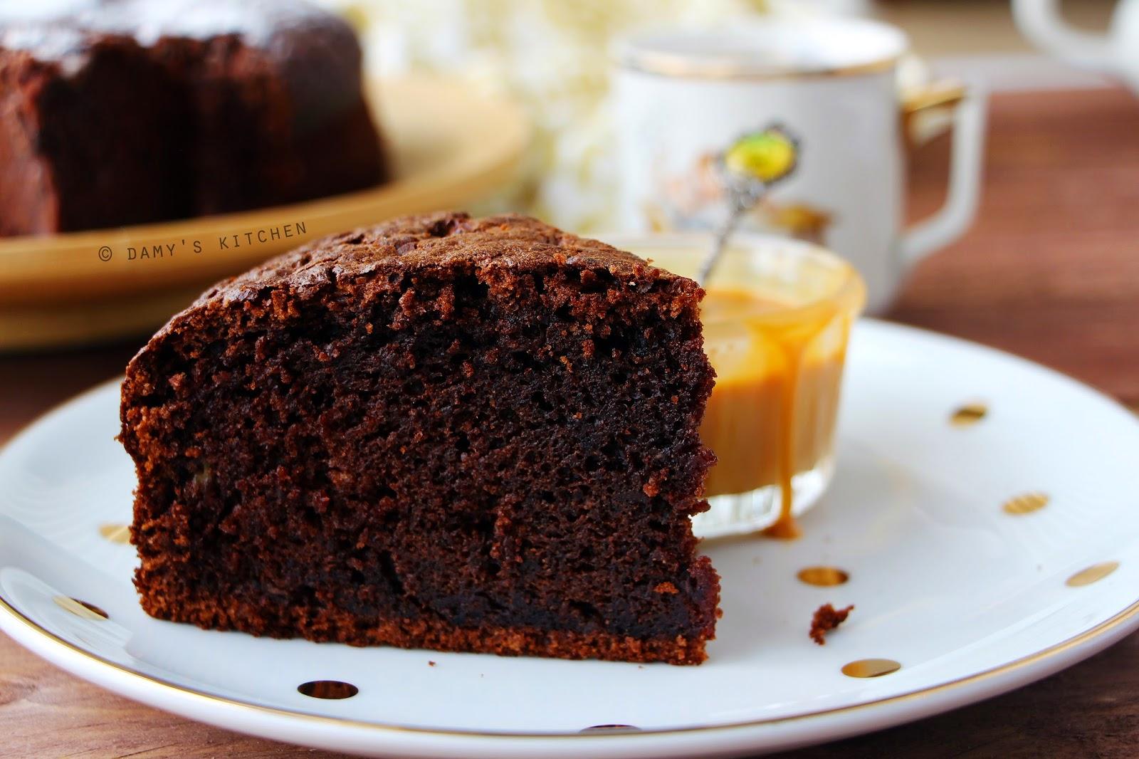 Havuçlu ve muzlu kek tarifi 8