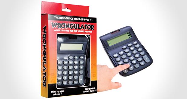 The Wrongulator