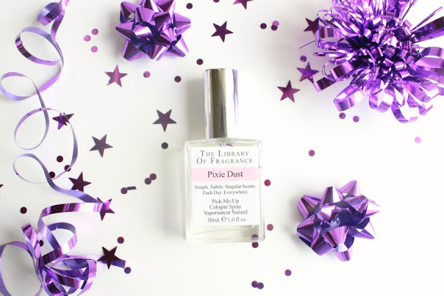 The Library of Fragrance Pixie Dust Cologne Review