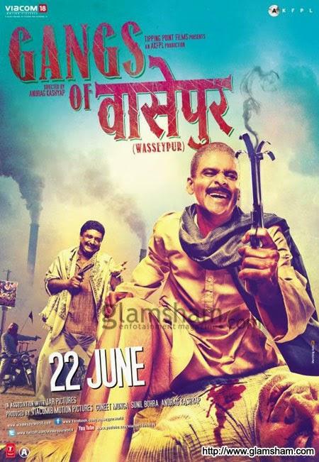 Gangs of Wasseypur 1/2 (2012)