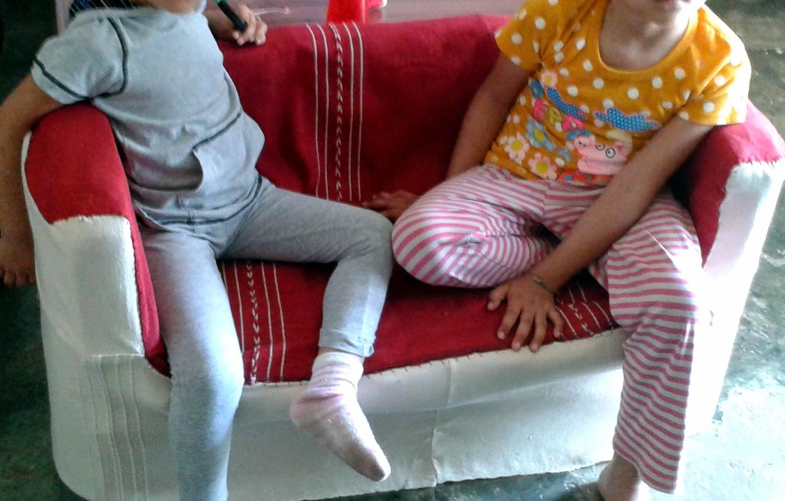 Decorar En Crisis Julio 2015 # Muebles De Hule Espuma Para Ninos
