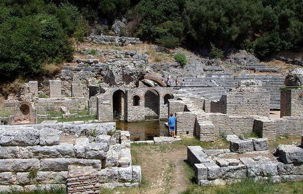 Butrint UNESCO Hetitage Site