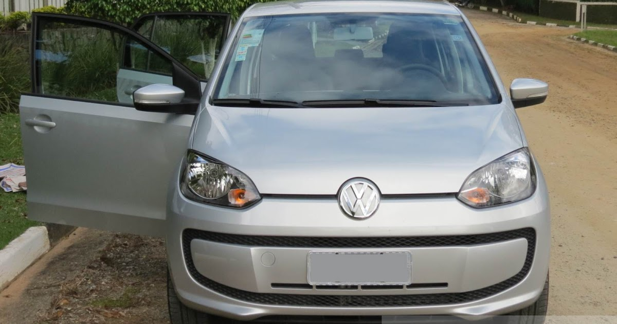 Volkswagen up! - vidro dianteiro do passageiro se solta