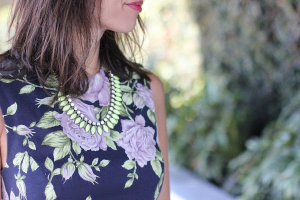 Rag and Bone Floral dress